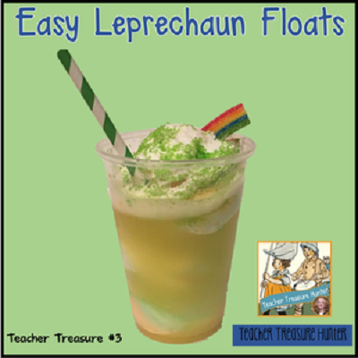 Easy Leprechaun Floats for St. Patrick's Day
