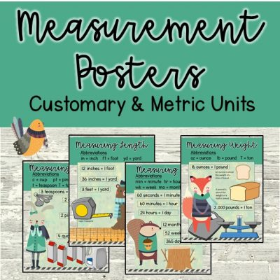 Teaching Measurement in the Elementary Classroom