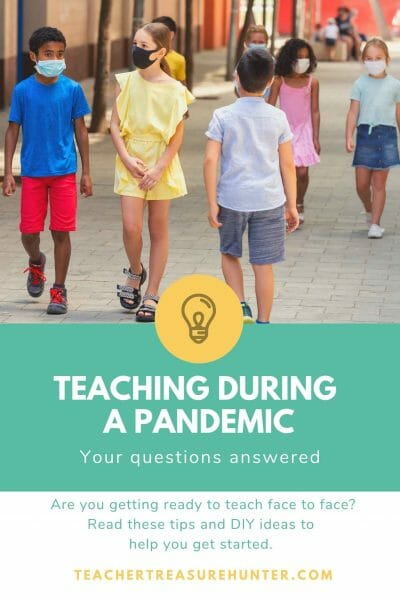 A blog post about teaching during a pandemic