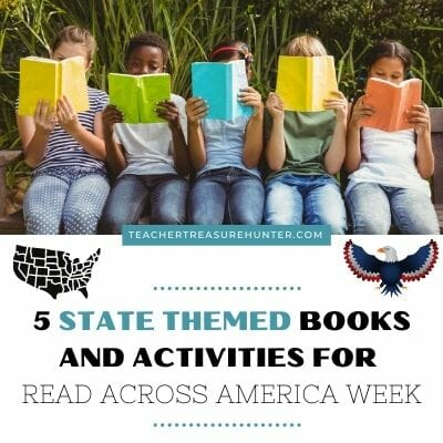 5 State Themed Books and Activities
